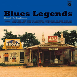 Blues Legends Classics By The Blues Pioneers Vinyl LP New 2018