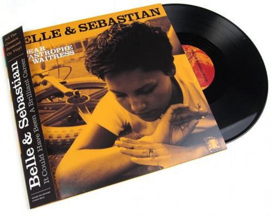 BELLE & SEBASTIAN DEAR CATASTROPHE WAITRESS LP VINYL NEW 2014 33 RPM