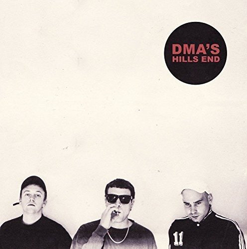 DMA'S Hills End Vinyl LP 2016