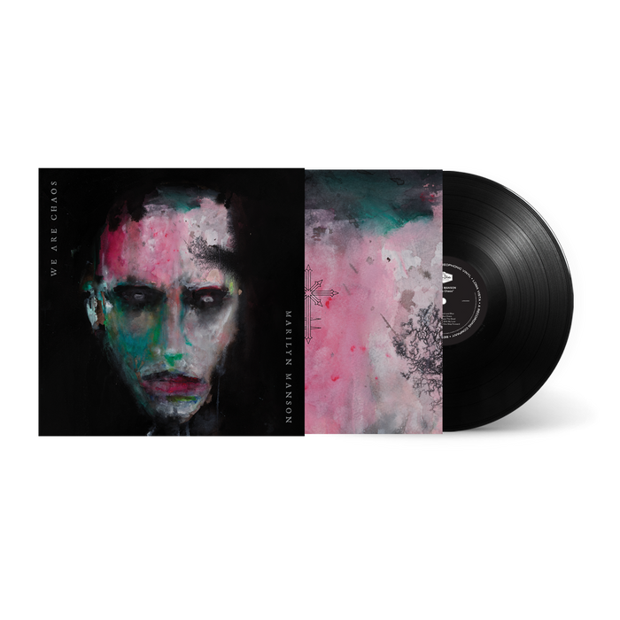 Marilyn Manson WE ARE CHAOS Vinyl LP 11/09/20