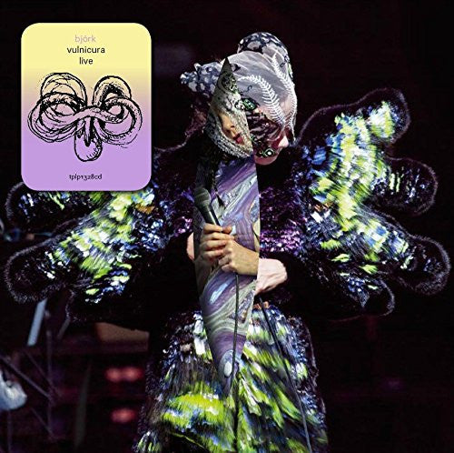 "BJORK Vulnicura Double 12"" LP Vinyl NEW"