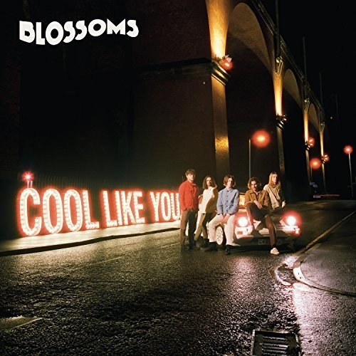 BLOSSOMS Cool Like You LP Vinyl NEW 2018
