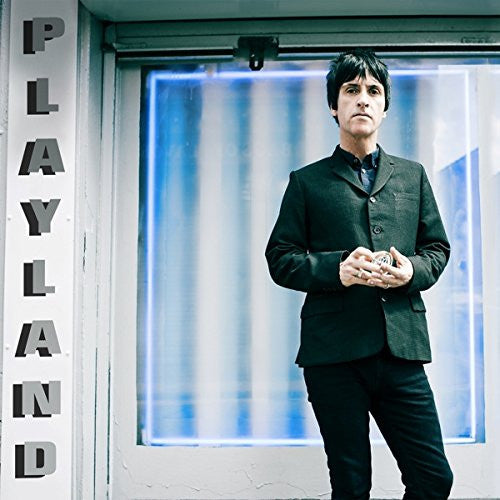JOHNNY MARR Playland LP Ltd Ed Blue Vinyl NEW 2014