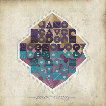 JANE WEAVER Modern Kosmology LP Blue Vinyl NEW 2017
