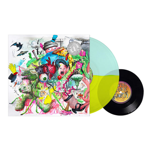 Tropical Fuck Storm Braindrops Vinyl LP NEW 2019 Ltd Dinked Edition #22