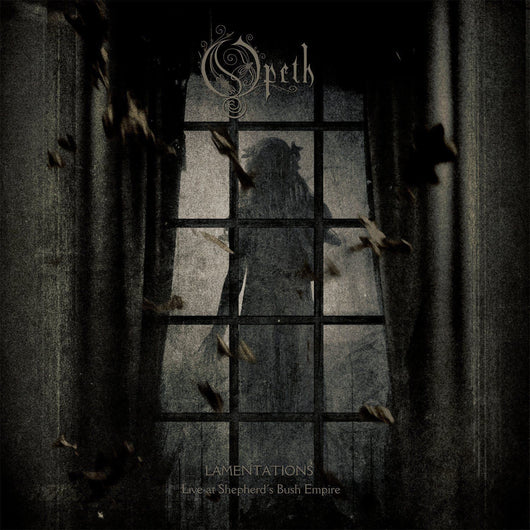 OPETH Lamentations Triple LP VINYL NEW 2016
