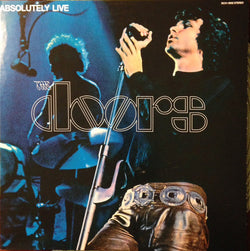 THE DOORS Absolutely Live 2LP Blue RSD Black Friday Vinyl NEW 2017