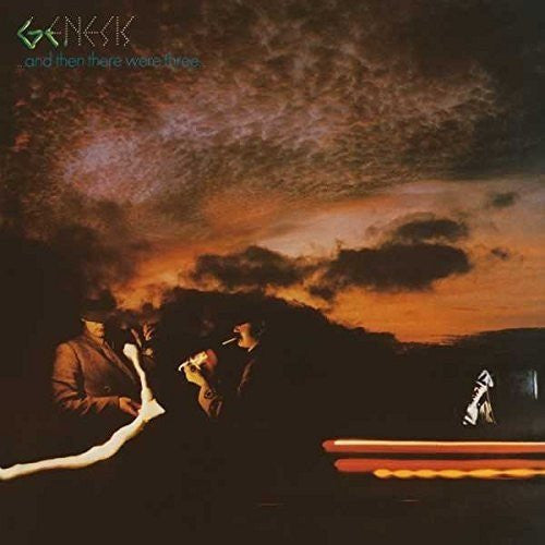 GENESIS And Then There Were Three LP Vinyl NEW
