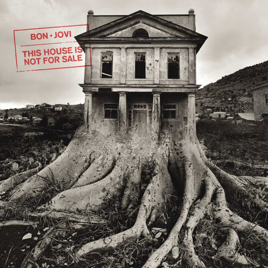 BON JOVI This House Is Not For Sale LP Vinyl NEW