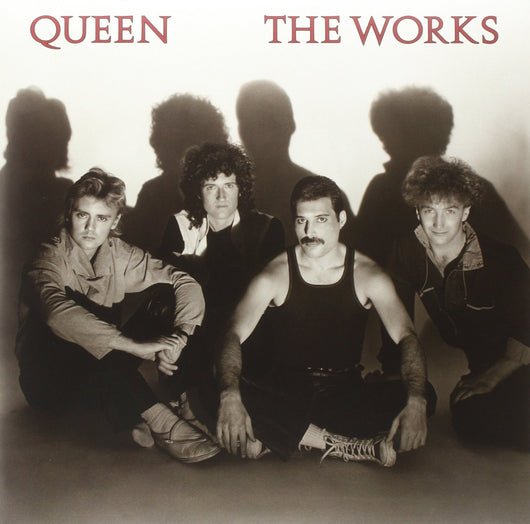 Queen ‎The Works Vinyl LP New 2015