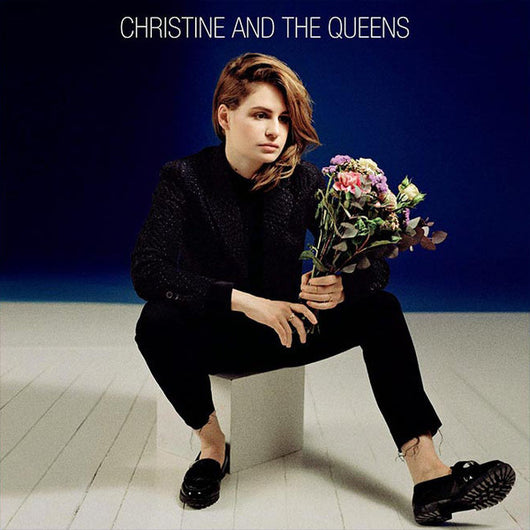 CHRISTINE & THE QUEENS (Chaleur Humaine) DEBUT ALBUM LP Vinyl NEW Blue Limited