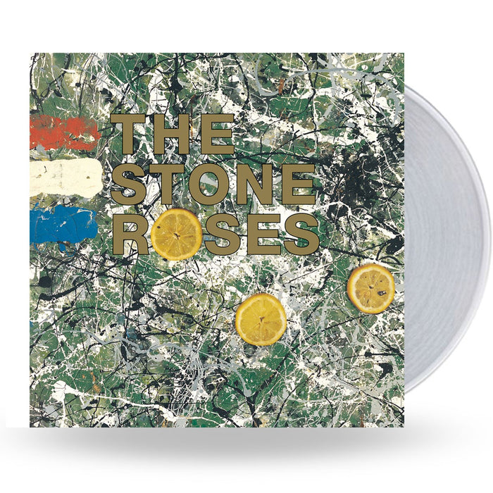 The Stone Roses Stone Roses Vinyl LP Clear Colour 2020