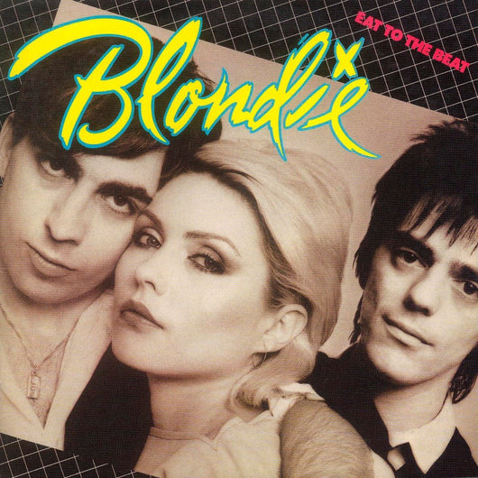 BLONDIE EAT TO THE BEAT LP VINYL NEW 33RPM 2015 180G