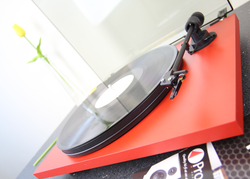 Pro-Ject Primary USB Turntable (RED)