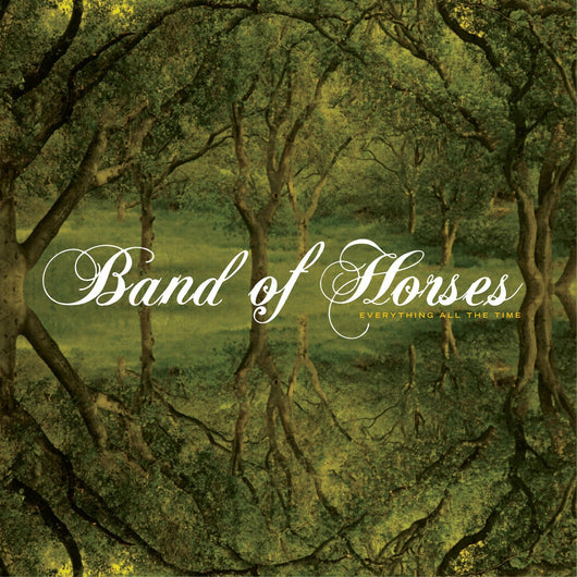 BAND OF HORSES Everything All The Time LP Vinyl NEW 2006