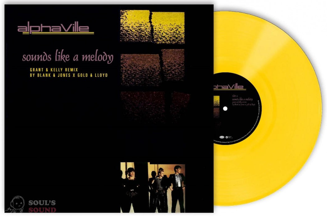"Alphaville Sounds Like A Melody Vinyl 12"" RSD Aug 2020"