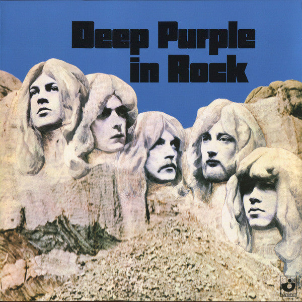 Deep Purple - Deep Purple In Rock Vinyl LP New 2016