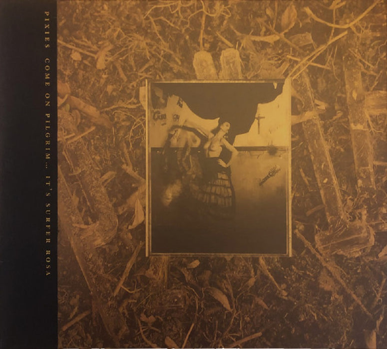 Pixies Come On Pilgrim It'S Surfer Rosa Ltd Vinyl LP Box Set 2018