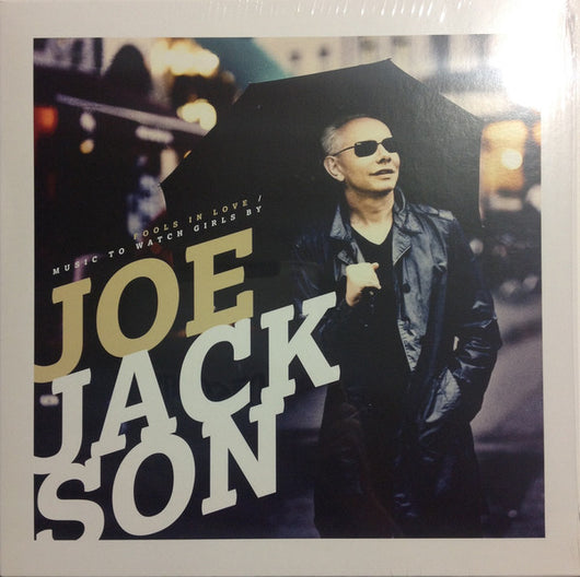 JOE JACKSON A Slow Song/Music to Watch Girls By LTD 10