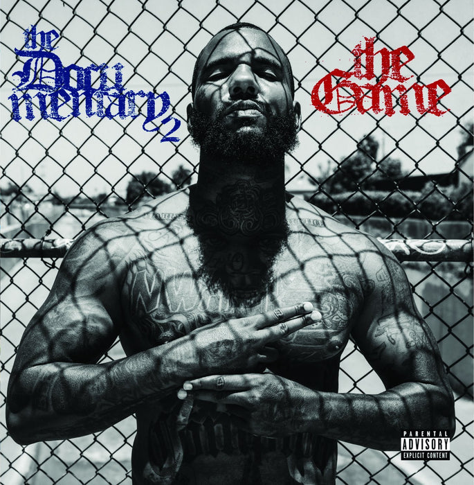 THE GAME THE DOCUMENTARY 2/2.5 LP VINYL NEW 33RPM 29/01