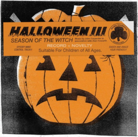 Halloween III Return Of The Witch Soundtrack Vinyl LP New 2018