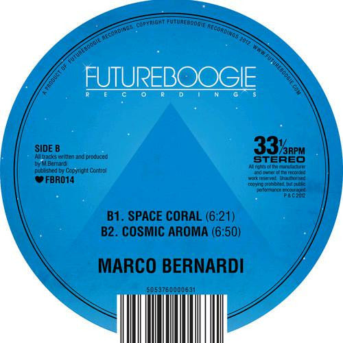 Marco Bernardi Motorways 2013 EP House Music 12