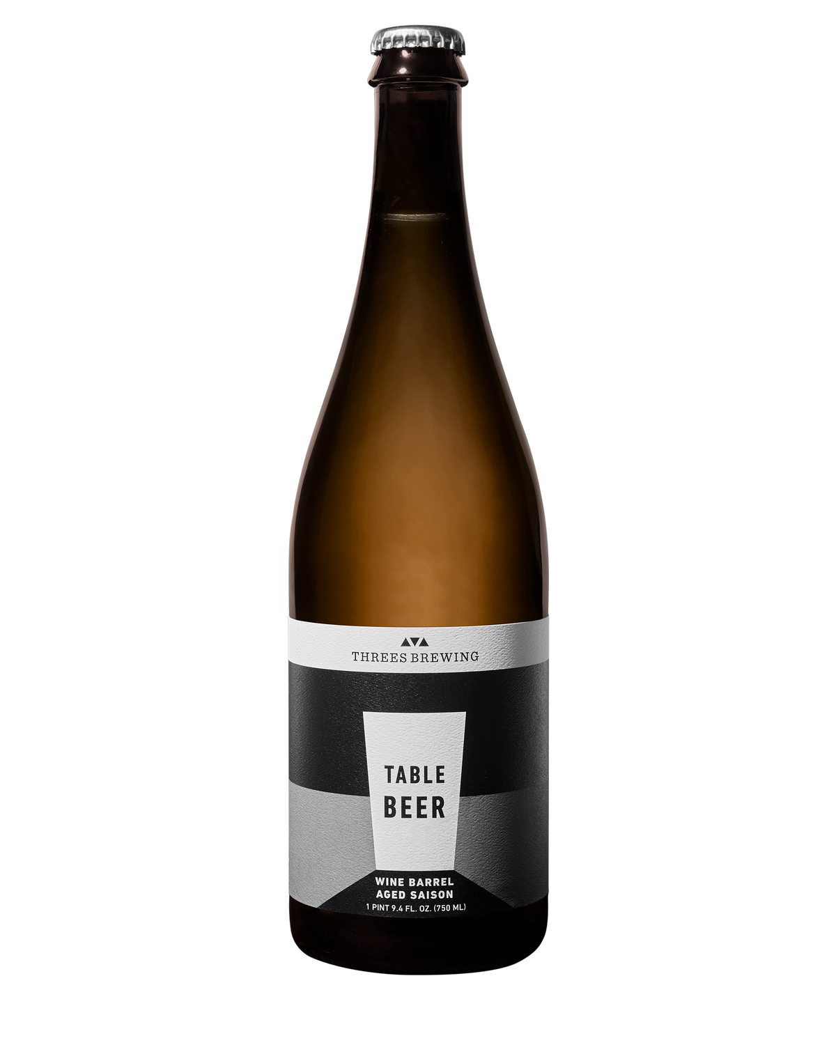 Barrel-Aged Table Beer 750ml