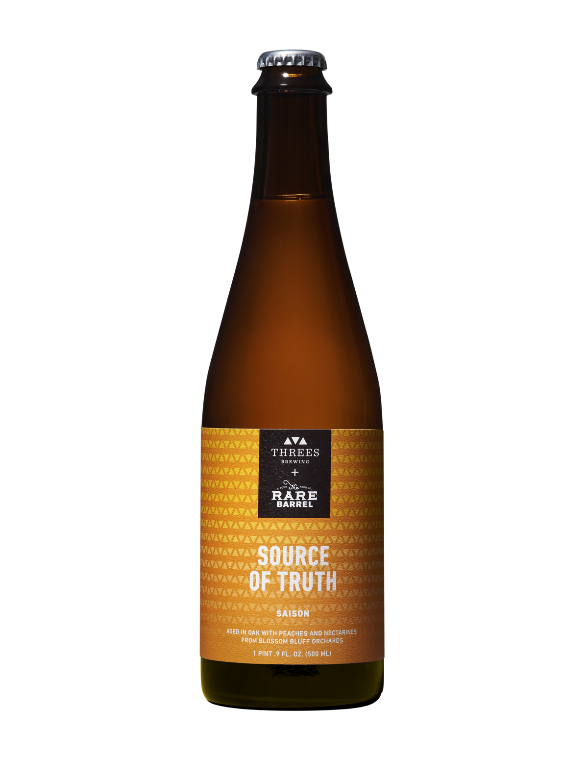 Source of Truth (Oak-Aged Saison) - Collaboration with The Rare Barrel 500ml
