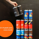 Beer of the Month Subscription (2 Beer Styles/Month)