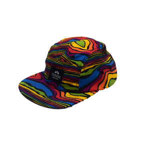 Gender Neutral 5 Panel Beach Hat