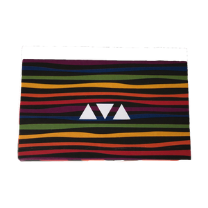 Rolling Papers - Gender Neutral Rainbow Pattern
