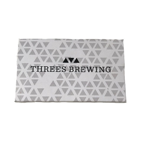 Rolling Papers - Grey Triangle Pattern