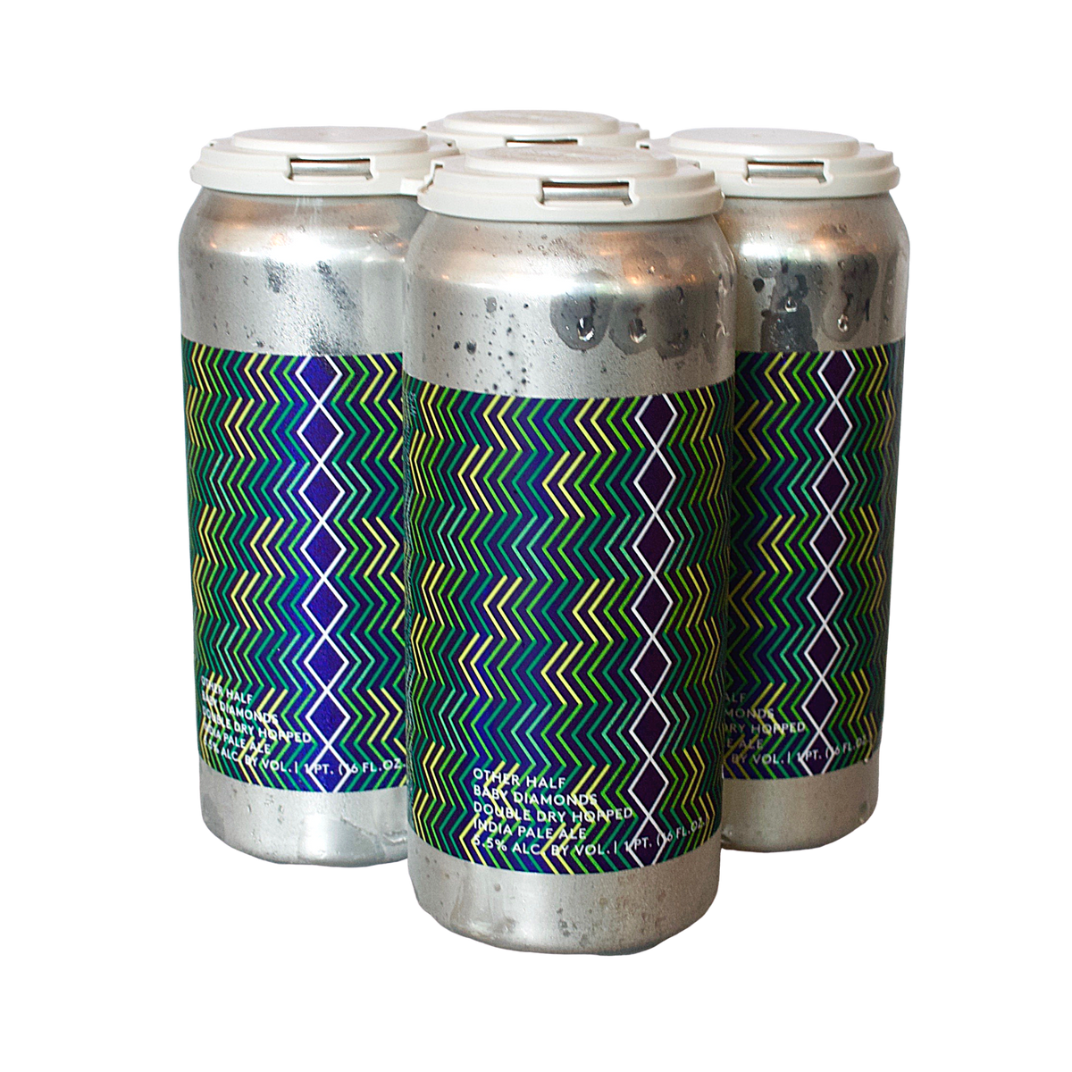 Other Half DDH Baby Diamonds 4-Pack <br> DDH Session IPA <br> (Limit 2 Per Order)