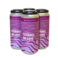 Courage, My Love 4-Pack (Hoppy Pale Lager)