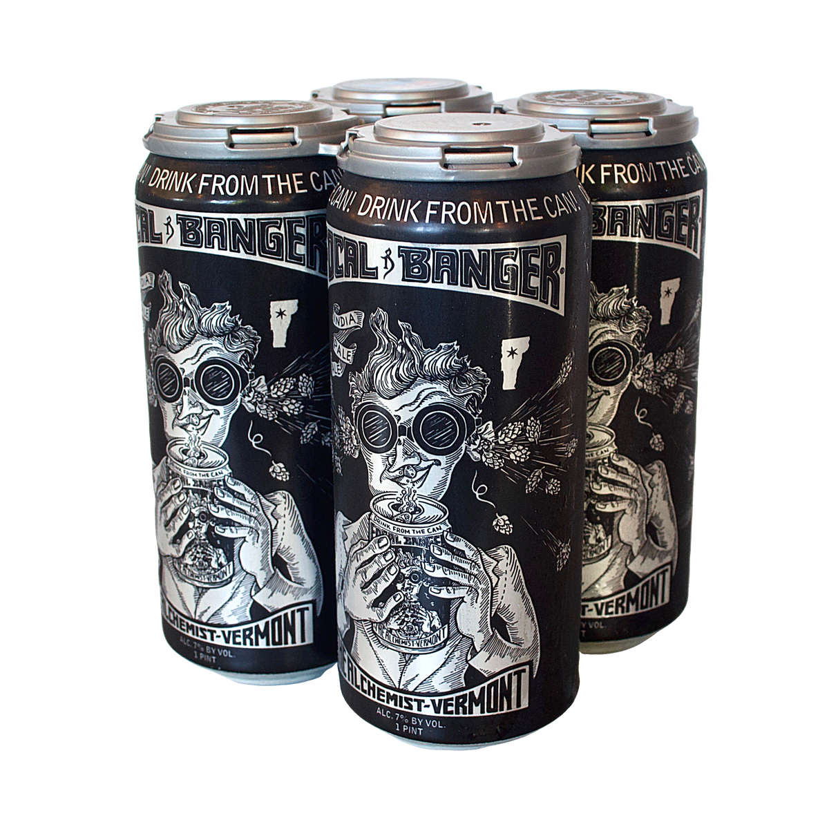 The Alchemist Focal Banger 4-Pack  (IPA) (Max 1 Per Order)