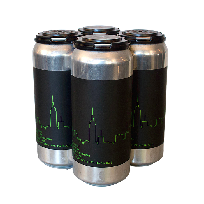 Other Half DDH Green City 4-Pack <br> DDH IPA <br> (Limit 2 Per Order)