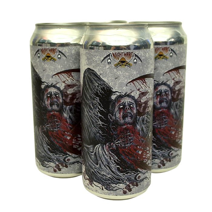 Nightmare Columbian Necktie 4-Pack (Fruited Sour)