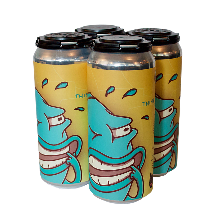 Non Sequitur Think About Things 4-Pack <br> IPA with Guava