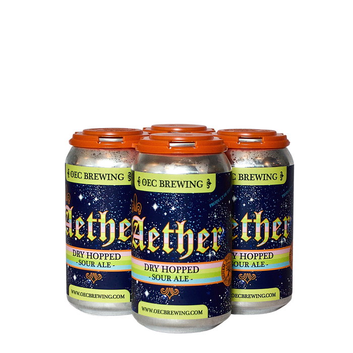 OEC Aether 4-Pack (Dry-Hopped Sour)