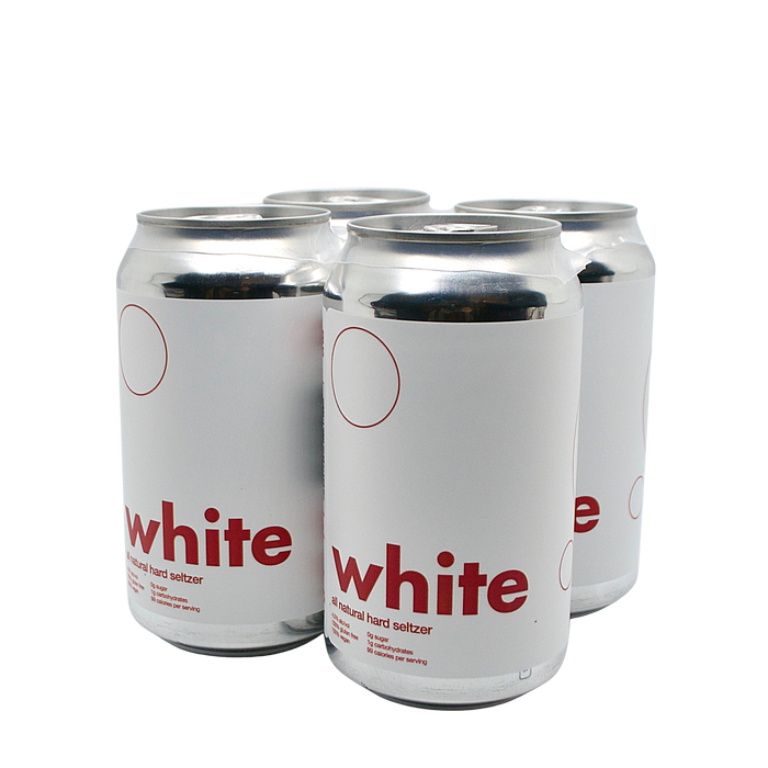 Sparkling Stillwater White 4-Pack (Hard Seltzer with Sauvignon Blanc Grapes)