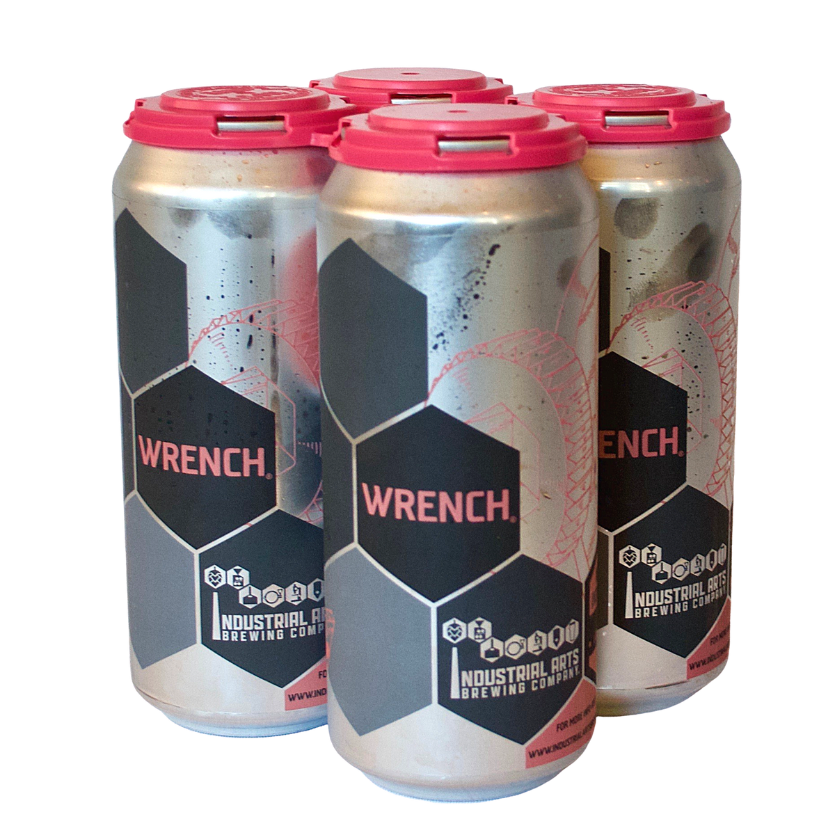 Industrial Arts Wrench (NEIPA) 4-Pack