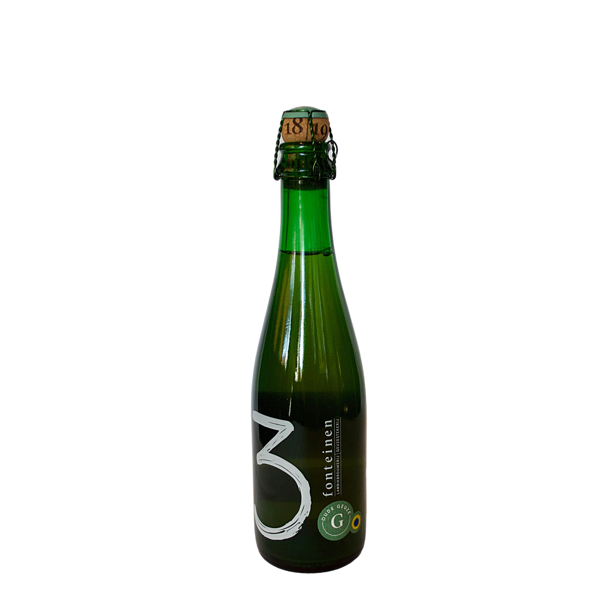 3 Fonteinen Oude Gueuze 2019 375ml Bottle (Gueuze) (Limit One Per Order)