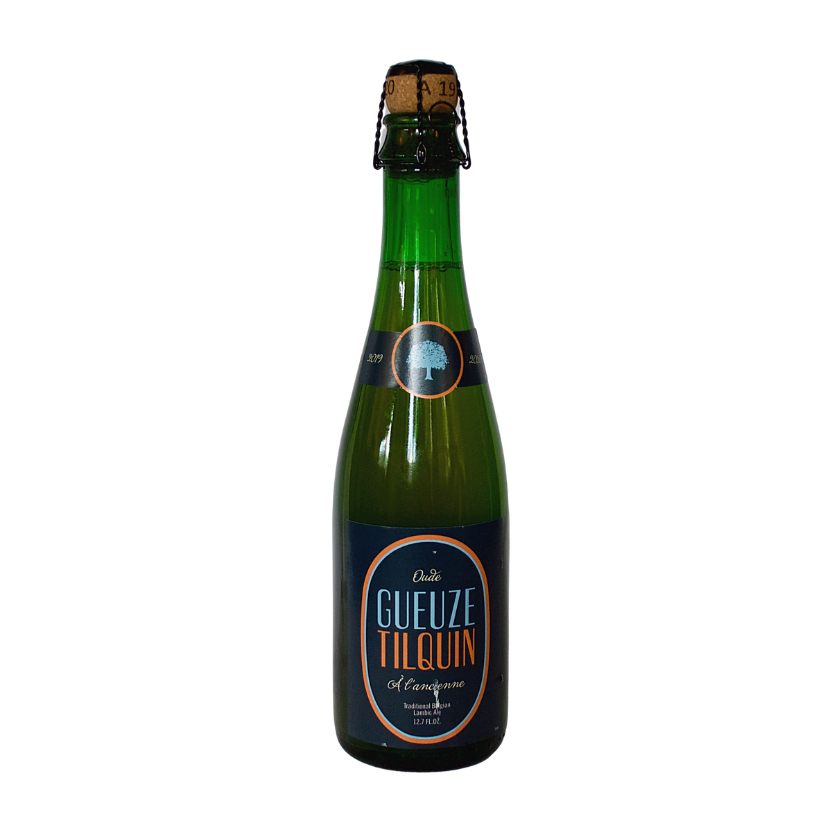 Gueuzerie Tilquin Gueuze L'Ancienne 2020 12.7oz Bottle (Lambic) (Limit 2 Per Order)