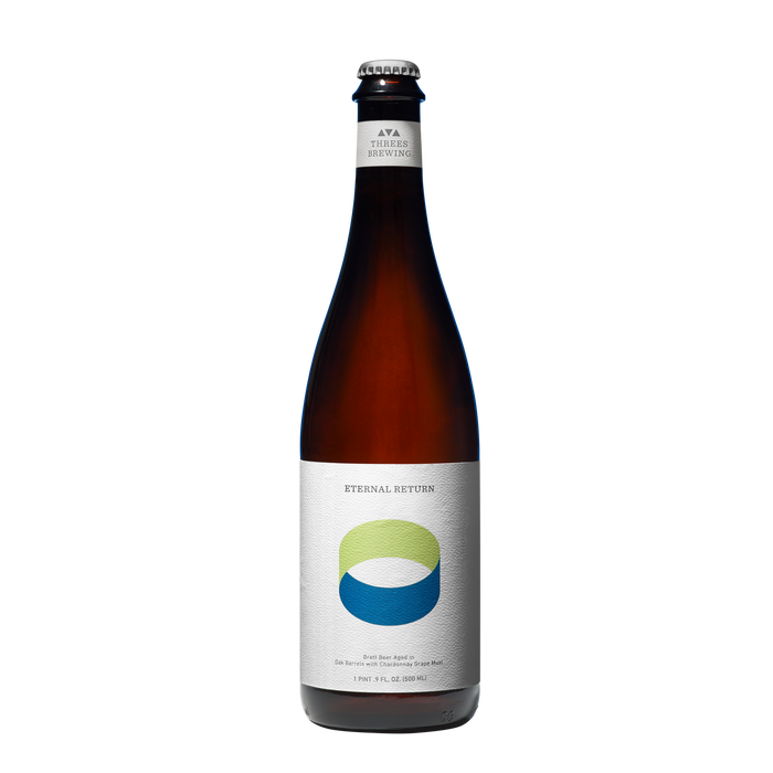 Eternal Return Chardonnay 500ml (Oak-Aged Brett Beer)