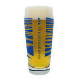 Lager Waves Pint Glass