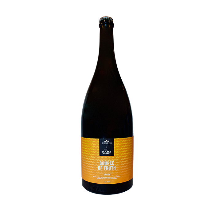 Source of Truth: Collaboration with The Rare Barrel 1.5L<br> Oak-Aged Saison