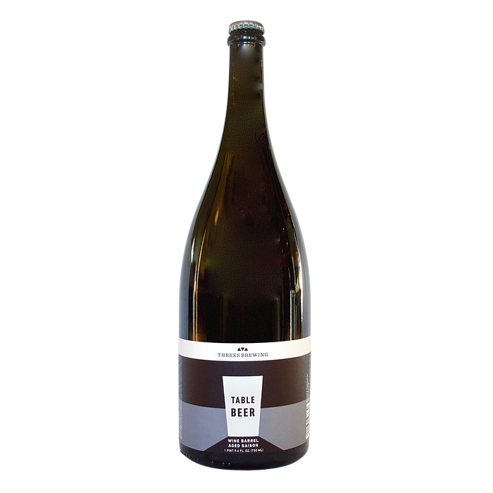 Barrel-Aged Table Beer 1.5L Magnum (Saison) (Pick Up & Delivery Only)