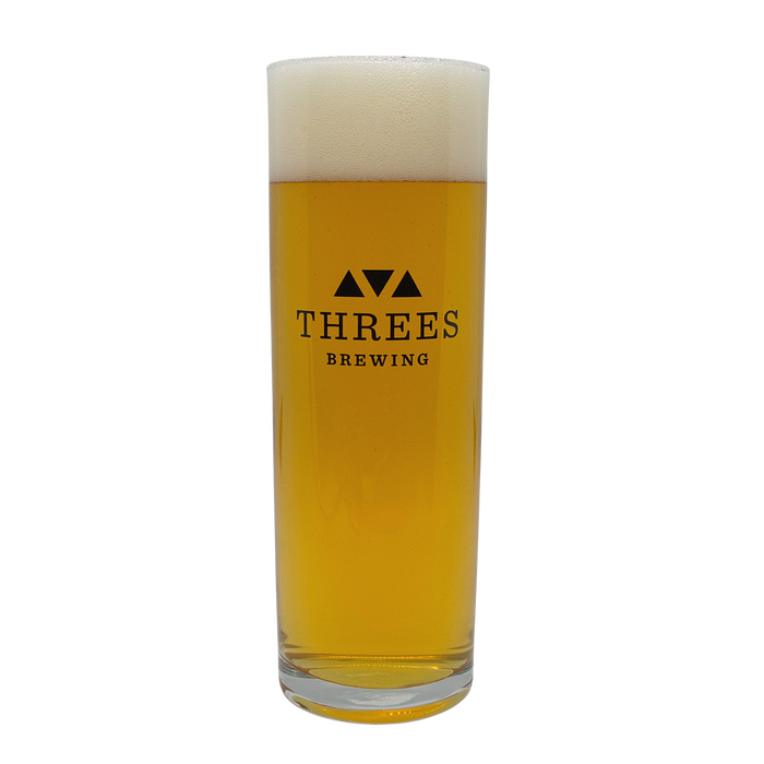 Kolsch Glass - Threes Logo Design