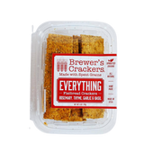 Brewer's Crackers Everything Flatbread 5oz