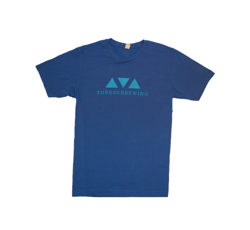 Blue Triangle Tee